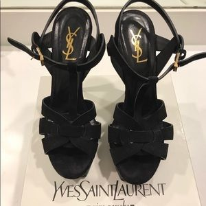 Yves Saint Laurent Classic Tribute 105 sandals